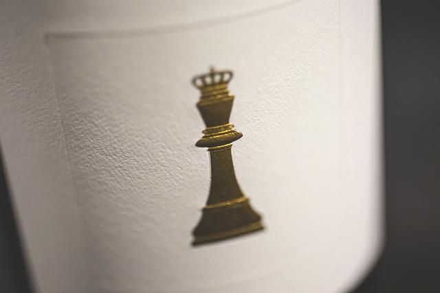 Checkerboard Cabernet King's Row Napa 2010