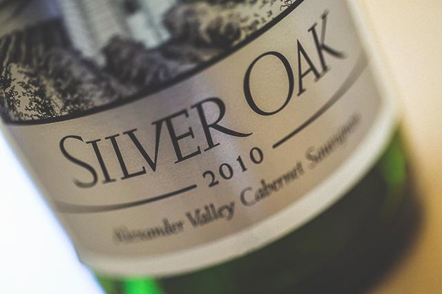 Silver Oak Cabernet Sauvignon Alexander Valley 2010