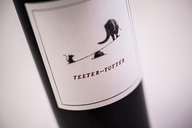 Teeter Totter Cabernet Sauvignon Napa Valley 2012