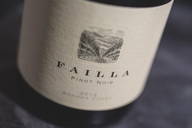 Failla Pinot Noir Sonoma Coast 2012