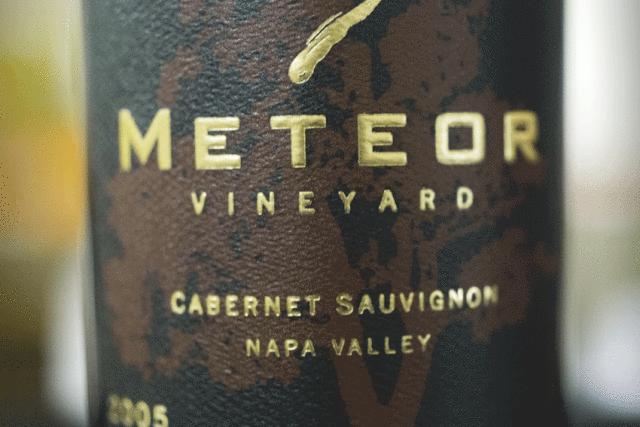 Meteor Cabernet Sauvignon 2005