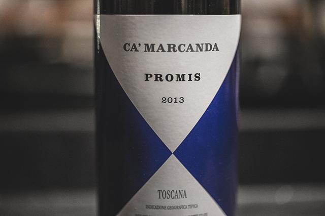 Gaja Ca'Marcanda Promis 2013
